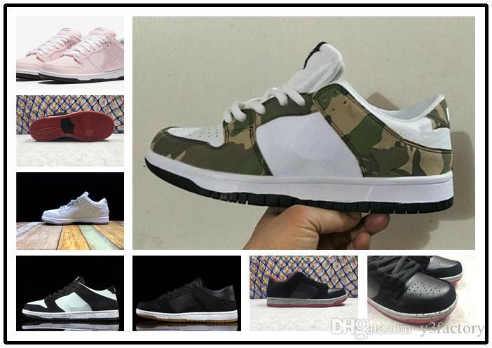 competitive price b2298 4e0cd Acquista Scarpe Da Corsa Epacket Low Dunk SB The Dove Of Peace 1 Con  Original Box Authentic Sneakers 2017 Edizione Limitata 36 44 Uomo A  63.86  Dal ...