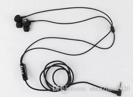Marshall MODE Cuffie Auricolari In Ear Auricolari neri con microfono HiFi Auricolari Cuffie Universali telefoni cellulari più venduti