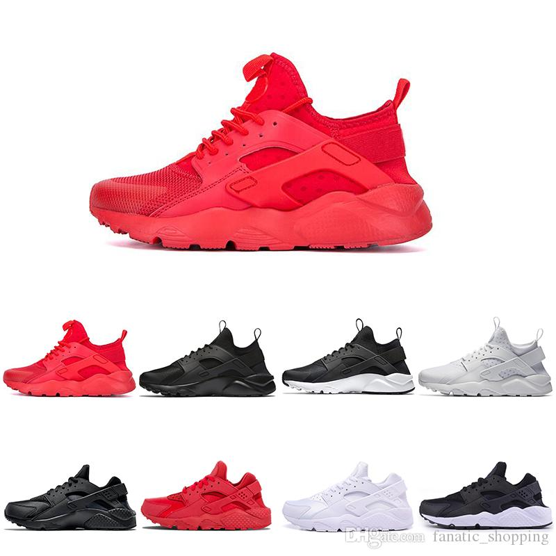 390244b1e New Huaraches 4 IV Running Shoes For Men   Women