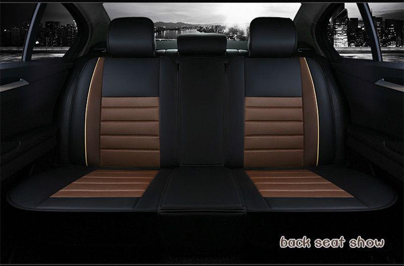 High quality PU all clusive four season general car mat car seat cushion