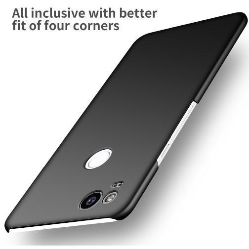 new concept 24d0b 2a36a Best Case for Google Pixel 2 2XL Case Hard PC Slim Coque Matte Skin  Protective Back cover cases for Google Pixel 2 XL full cover shell