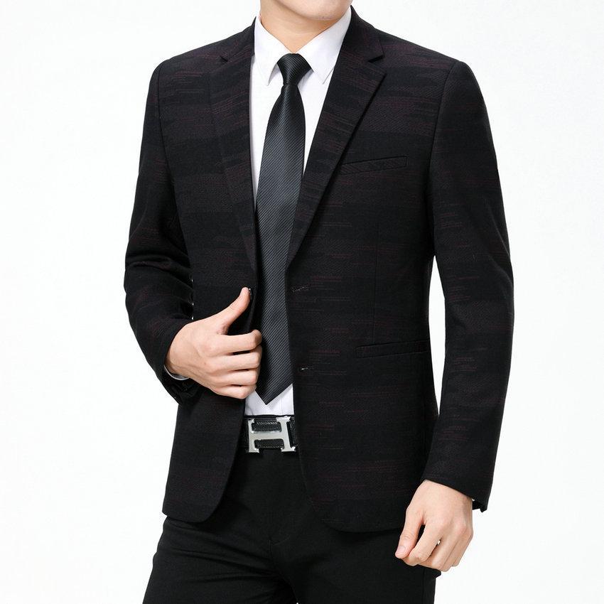 Vestes Fit Blazer D'affaires Slim Costumes Casual Acheter Homme xYqvASwU