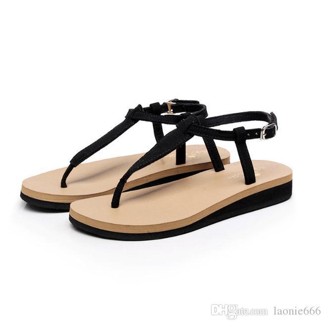 2018 Европа и Соединенные Штаты новая ткань ремень сандалии женский нескользящей плоским дном сексуальные женские ноги обувь повседневная обувь прилив