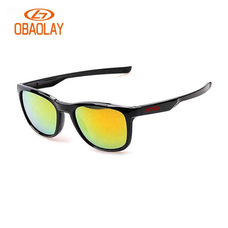4d97cbca7e OBAOLAY Brand Design Men Sports Glasses With O Logo TRILLB Mens Driving  Sunglasses Matt Black Frame AntiUV400 Gafas De Sol O9340 Custom Sunglasses  Heart ...