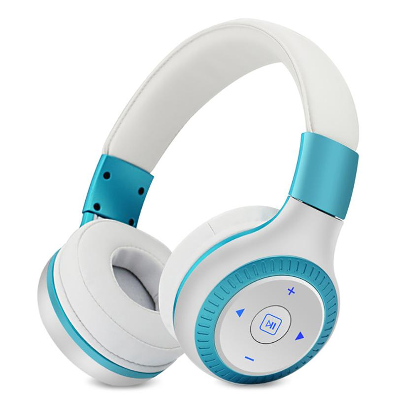 B20 Headphones With Microphone Wireless Bluetooth Headphone 3.5mm ...