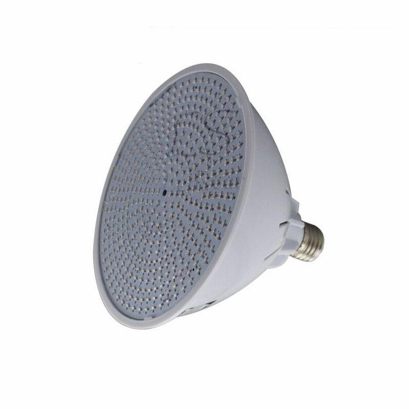 Par56 RGB LED Piscina bombilla E27 12V 120V 220V para Pentair Hayward Fixture 18W 24W 35W acuario IP68 con control remoto