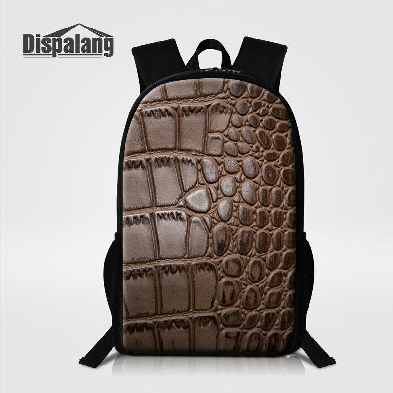 3c04bef3f7d2 Personalized Denim Plaid Printing School Bags For High Class ...