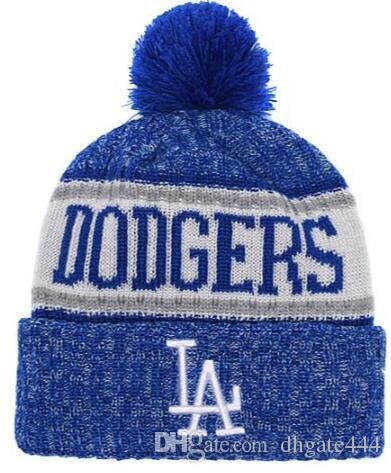 96e1f57699a Winter Hat Los Angeles Beanie Stripes Sideline Cold Weather Graphite Sport  Knit Hat Wool Bonnet Warm Official Reverse Cap Beanie Crochet Beanie Beanies  For ...