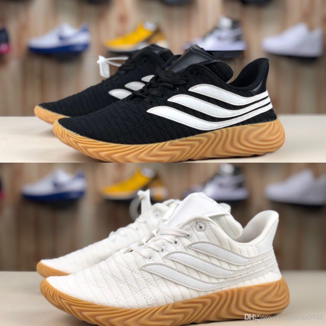 new concept aee62 3349e Acheter Adidas Sobakov Running Shoes 2018 En Gros Sobakov Chaussures  Nouvelles Chaussures De Sport De Loisirs 36 44 Hommes Et Femmes Amants  Chaussures ...