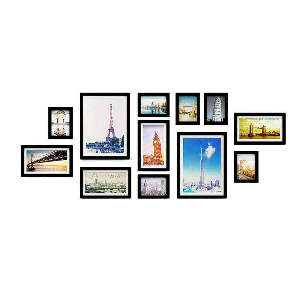 Multiple Picture Combinations Wall Frame Kits Art Painting Cores
