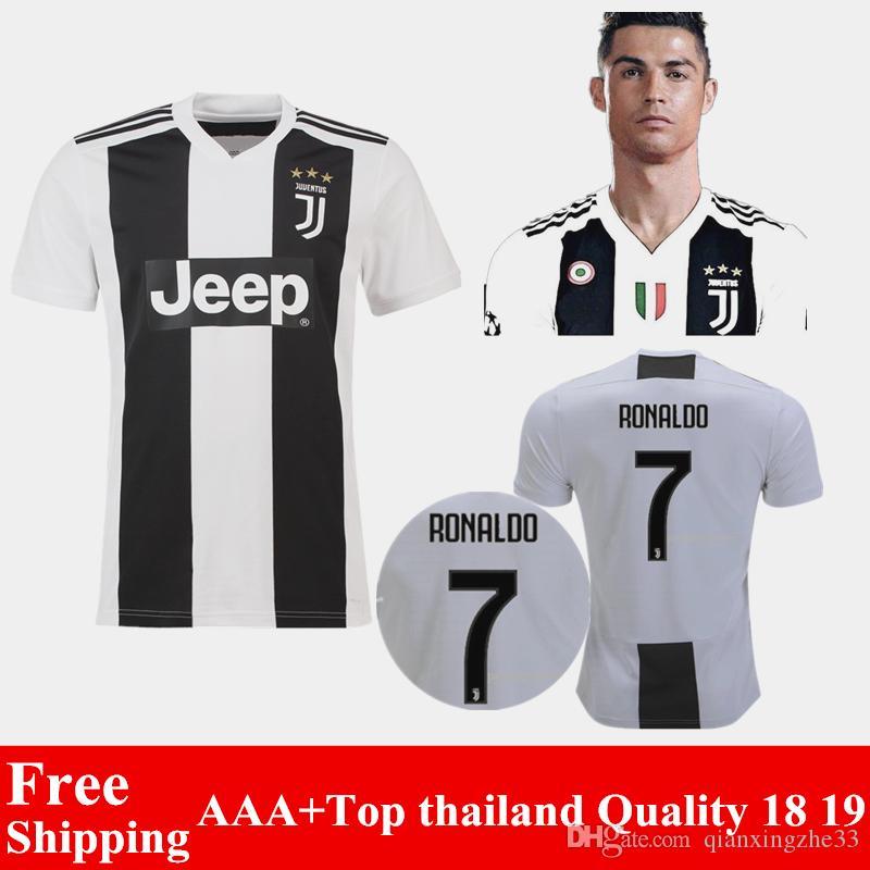 ronaldo juventus dhgate 2018 2019 new juventus ronaldo soccer jerseys 18 19 home dybala ronaldo soccer jersey mandzukic