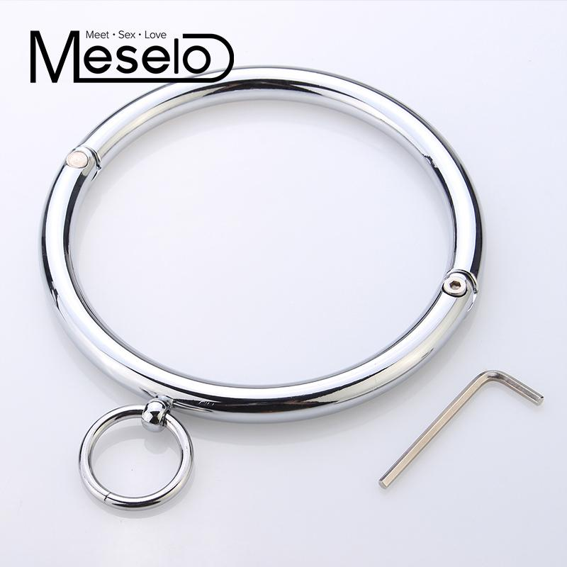 New Stainless Steel Metal Lock Key Erotic Couple Handcuff With Chain Bdsm Bondage Restraint Adult Game Sex Toy For Men Women Sm Products