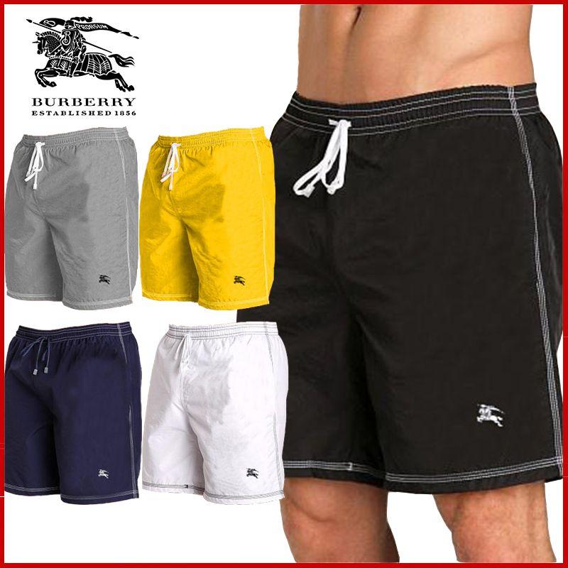 5c43f111d Hot Summer Polos Men Short Pants Brand Polo Clothing Swimwear Nylon ...