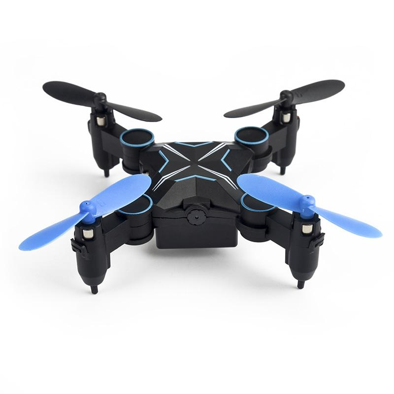 Mini 901HS RC Drone with 0.3MP Camera Hold Altitude 6-Axis 2.4GHz Gyro Quadcopter Wifi FPV Foldable Remote Control Helicopter Toys