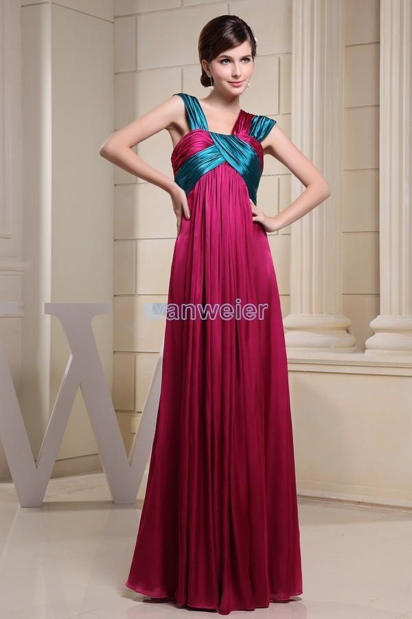Livraison gratuite 2018 nouvelle arrivée vendeur chaud païen doux 16 robe à la main custommade couleur plus la taille robes longues robes de Cocktail