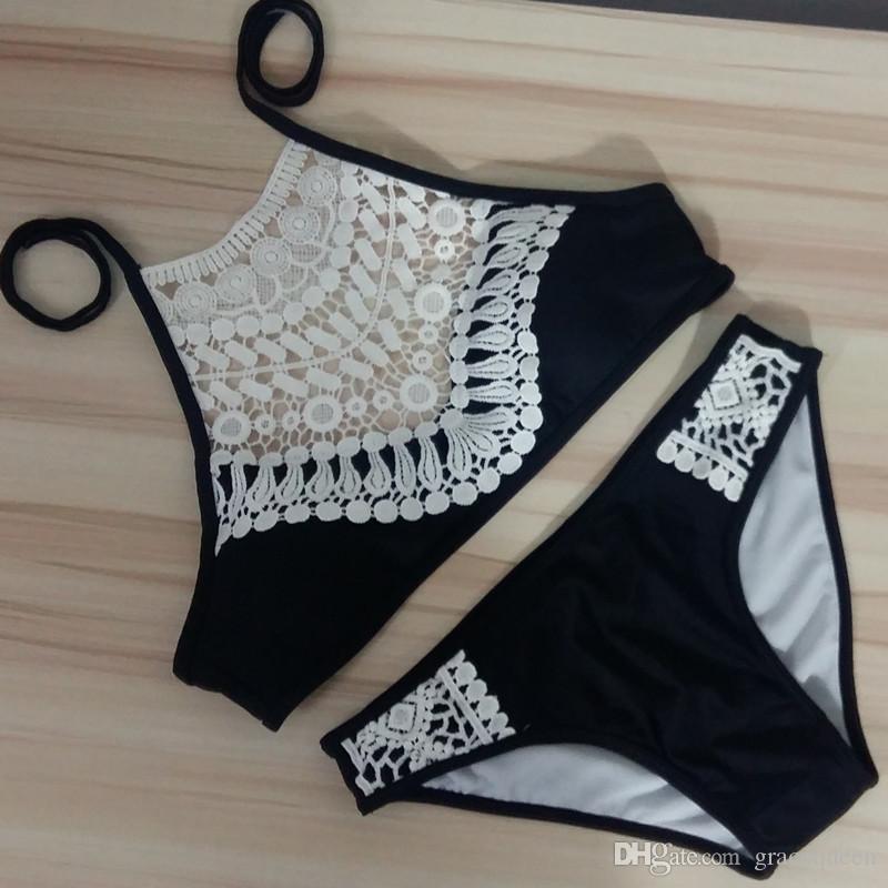 GraceQueen Swimwear For Women Lace swimwear Bikini Suits DHL Europe Fashion Sexy lady Top Two Pieces