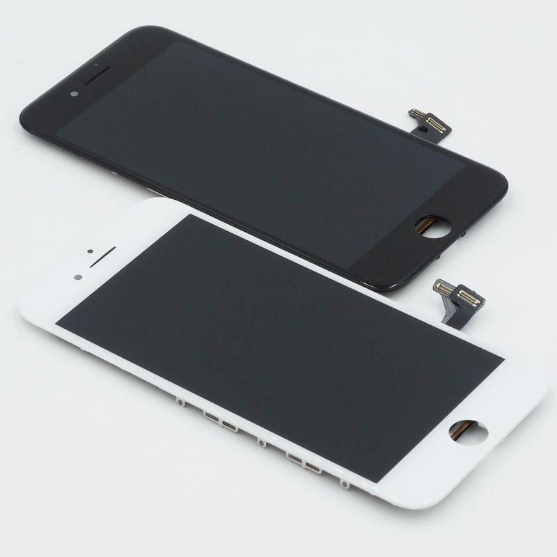 Высококачественный ЖК-дисплей для iPhone 8 Plus Сенсорный экран Digitizer Complete Сборочная замена Ремонтных частей