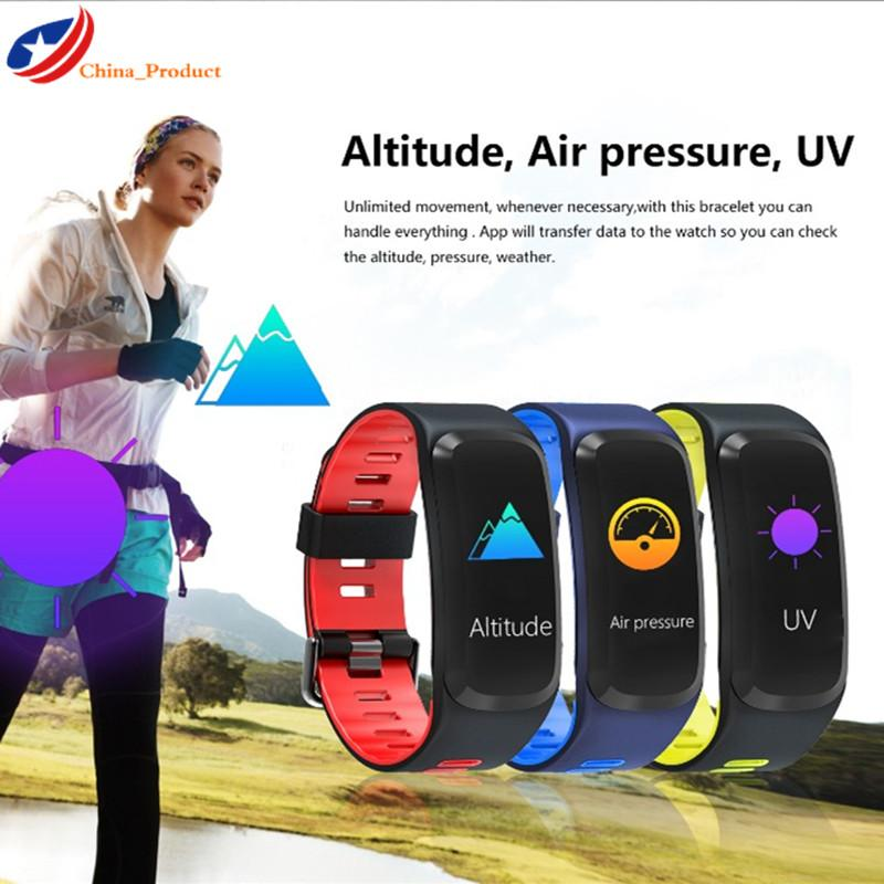 4d290931391 I FSmart WristBands IP68 Remote Camera Bracelet 4.0 Heart Rate Blood  Pressure Fitness Tracker Band NO.1 Smart Wrist Bands The Best Smartband  From Moncia02