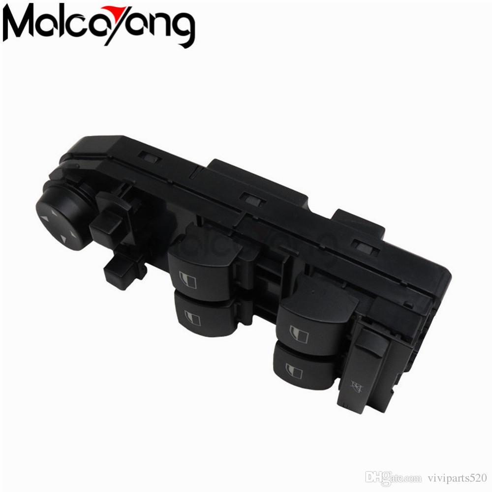 Car Accessories Driver WIndow Lifter 61316951909 61316951910 For BMW E60 E61 5 series NEW Mirror Switch Control Unit .