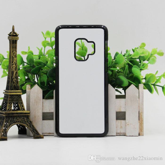 Wholesale Personalized Custom 2D Sublimation Phone Cover Blank Hard PC Phone Case for iPhone X 8 8 Plus