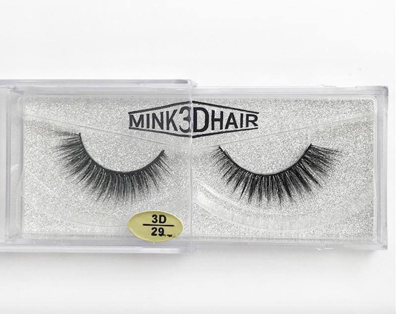 12 styles /pair 100% Real Siberian 3D Mink Full Strip False Eyelash Long Individual Eyelashes Mink Lashes Extension