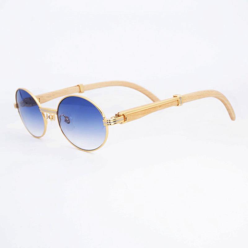 75a266d269230 Compre Óculos De Sol De Madeira Do Vintage Preto Rodada Óculos Para  Acessórios Ao Ar Livre Claro Óculos De Armação Oculos Lentes Livres E Chave  De Fenda De ...