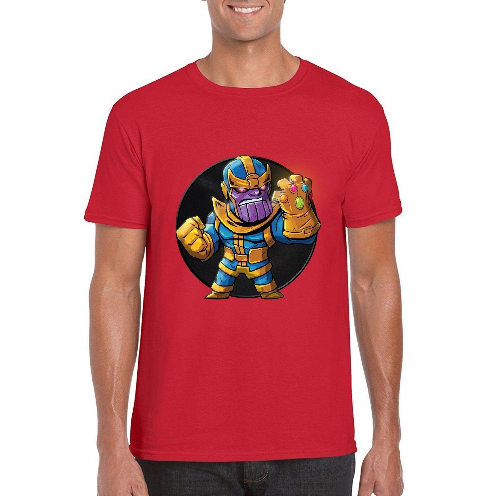 WarMarvel Infinity Inspired Design Thanos Acquista Maglietta Comic 3Lc4RAj5q