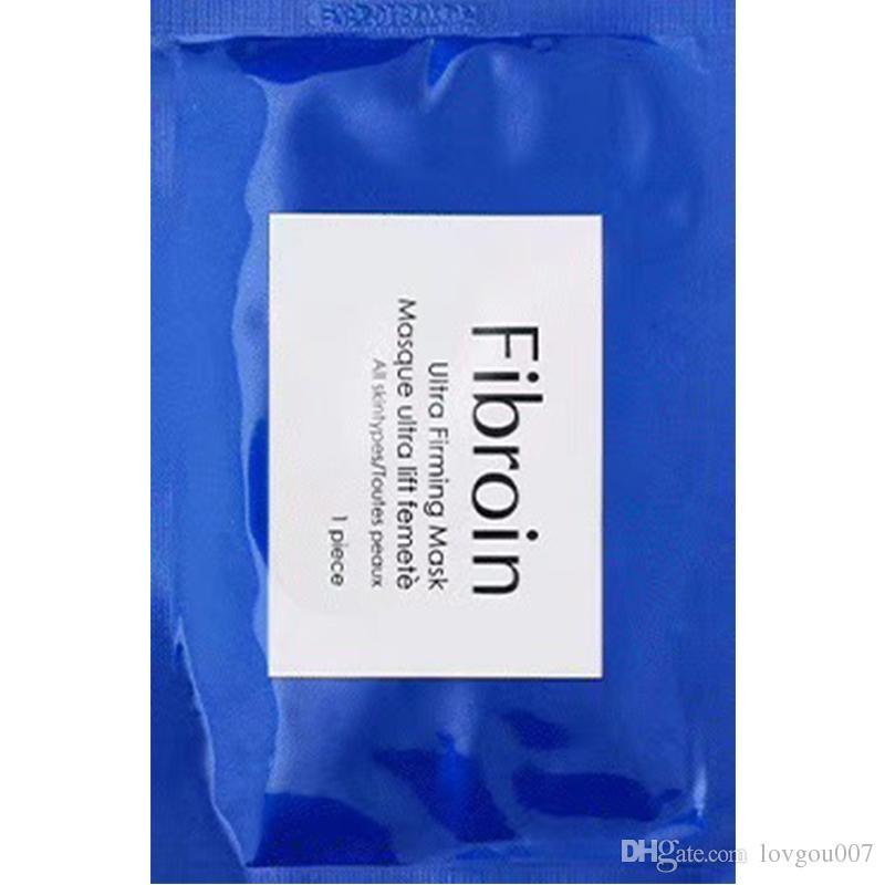 İpek Fibroin Ultra Sıkılaştırıcı Yüz Maskesi Maske Kozmetik Makyaj Beyazlatma Nemlendirici Cilt Bakımı Güzellik Tedaviler Markalar DHL Gemi!