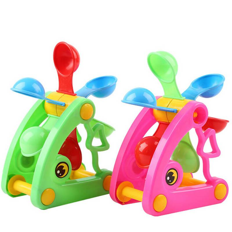 Baby Bath Toys Children Bathroom And Sand Beach Shower Faucet ...