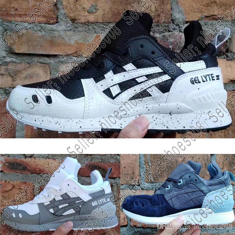 Compre Asics Desconto GEL LYTE MT MID Sapatos Masculinos De Alta Qualidade  Original Estabilidade GEL KAYANO Trainer MULHERES Sapatos Tênis Tamanho Eur  40 45 ... ea27f85fe49d9