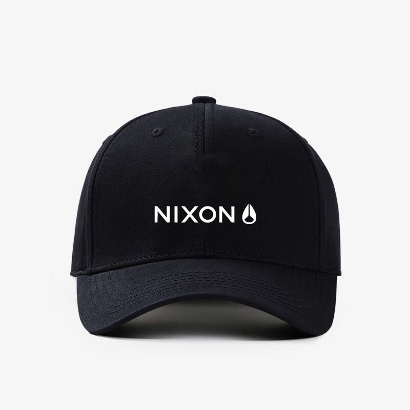 2b1a308955c NIXONS DEEP DOWN FF ATHLETIC FIT HAT BLACK HEATHER WHITE FLEXFIT CAP FREE  POSTAGE 1 Millinery Richardson Hats From Ekkk