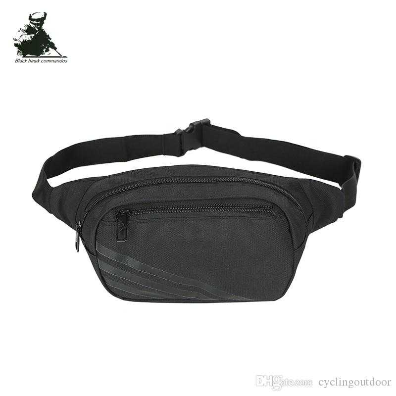 9deb7a81ca8 Hot brand waist bag casual chest bag fashion unisex designer handbag  outdoor sports bag free shopping