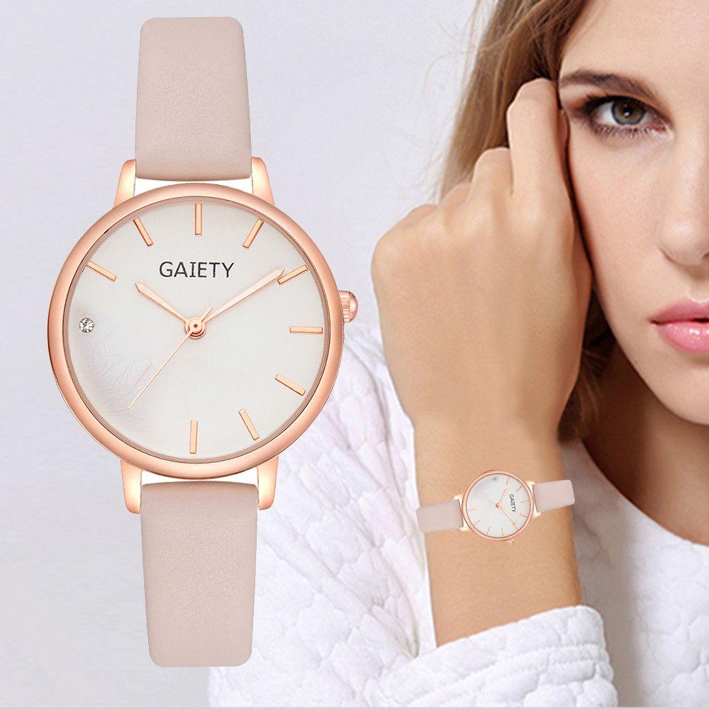 3f4227537ee Fashion Relogio Feminino Luxo Marca Watch Women Luxury Brand Elegant  Wristwatch Crystals Ladies Watch Gifts Best Wristwatches Buy Wristwatches  From E6241163 ...