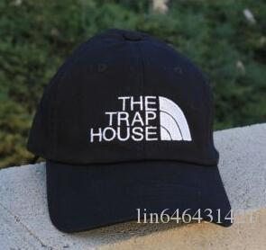 The Trap House Hat Peaked Baseball Caps Summer Fashion Snapback Hip Hop Dad  Hat Outdoor Sports Strapback Cotton Sun Hats For Men Women Cap Rack Caps  From ... 0b3c39d67a5
