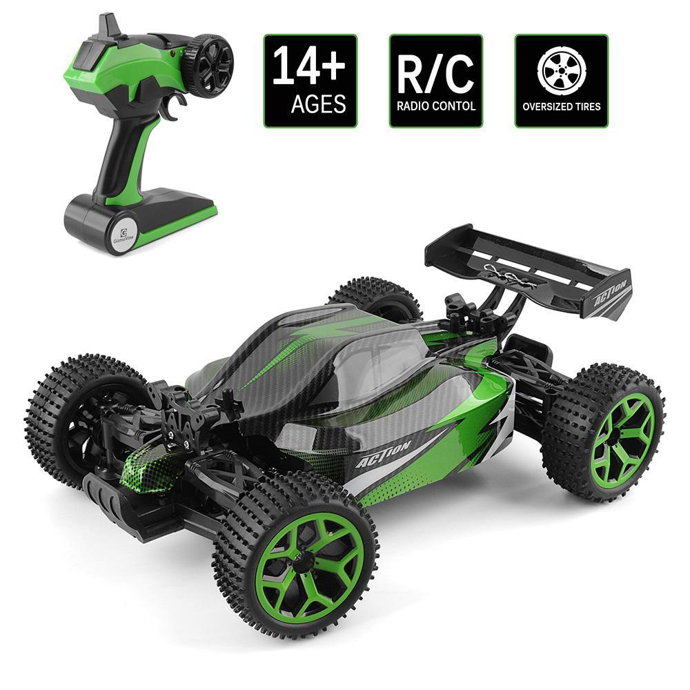 Купить Оптом 1/18 <b>RC Car 2.4G 4CH</b> 4WD 20KM/H High Speed ...