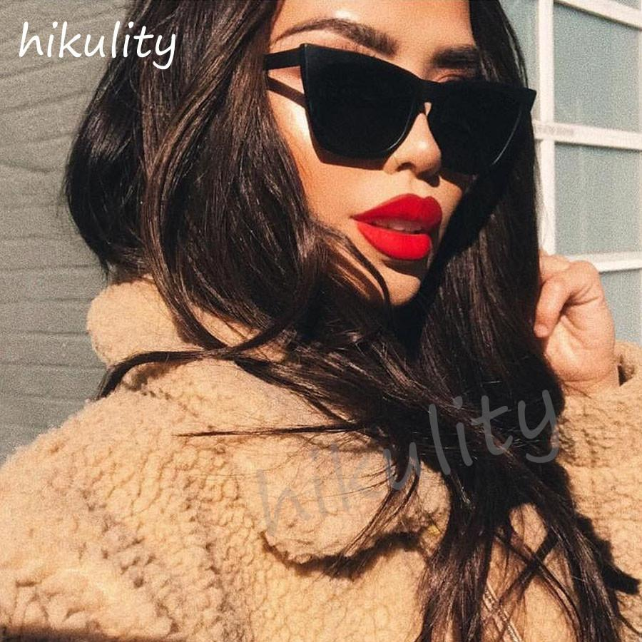 d51e98fb2e Australia Style Don  T  Me Cat Eye Sunglasses Women 2018 Luxury Brand 90s  Fashion Cateye Sun Glasses For Female Lady Sunglasses 2018 Sunglasses Hut  Reading ...