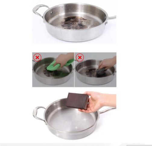 Magic Sponge Eraser Cotton Nano Emery Sponges for Office Bathroom Kitchen accessories dish Cleaning Cleaner