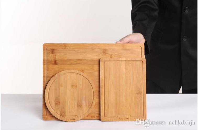 cina Suncha Bamboo tagliere da cucina in legno taglieri famiglia ZB451