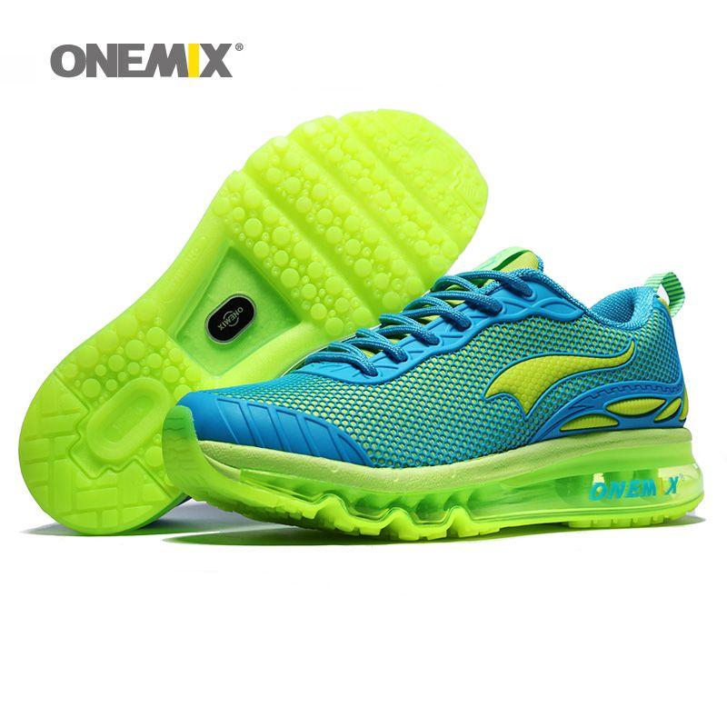 newest 13fb9 6e9e4 ONEMIX Mujer Zapatillas De Running Para Mujer Cojín De Aire Zapatillas De  Deporte Para Mujer Zapatillas De Deporte De Color Rosa Shox Sole Moda  Zapatillas ...