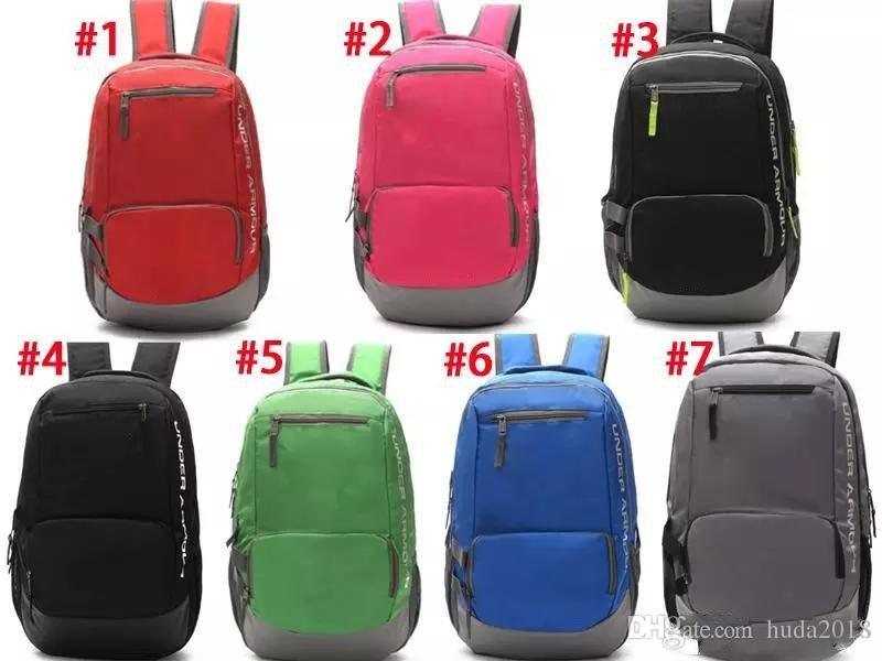 f24261ac8c 2019 Duffel Bags Storm 1 Hustle School Backpack UA Sports Rucksack Gym Sport  Storm 1 Back Packs Travelling Bag 35L Big Capacity From Huda2018, ...
