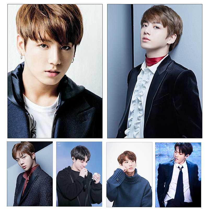 Compre Moda Kpop Bangtan Boys Bts Poster Decoracion Del Hogar Papel