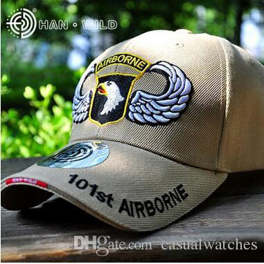 6127245986c US Air Force 101 Baseball Cap Tactical Hat Outdoor Visor Eagle Embroidery  Military Hat High Quality Pilot Hats Tactical Hat Eagle Embroidery Military  Hat ...