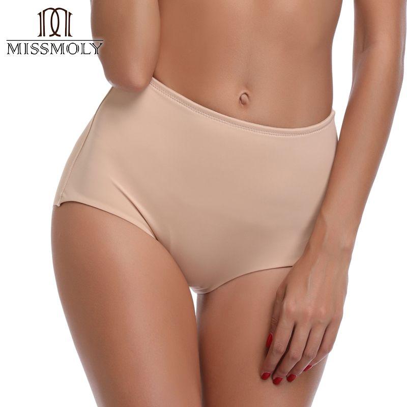 ab8dbf865d405 2019 Women S Slimming Shapewear Brief Control Panties Tummy Control Body  Shaper Underwear Seamless Waist Cincher Slimming Bodysuit From Candd