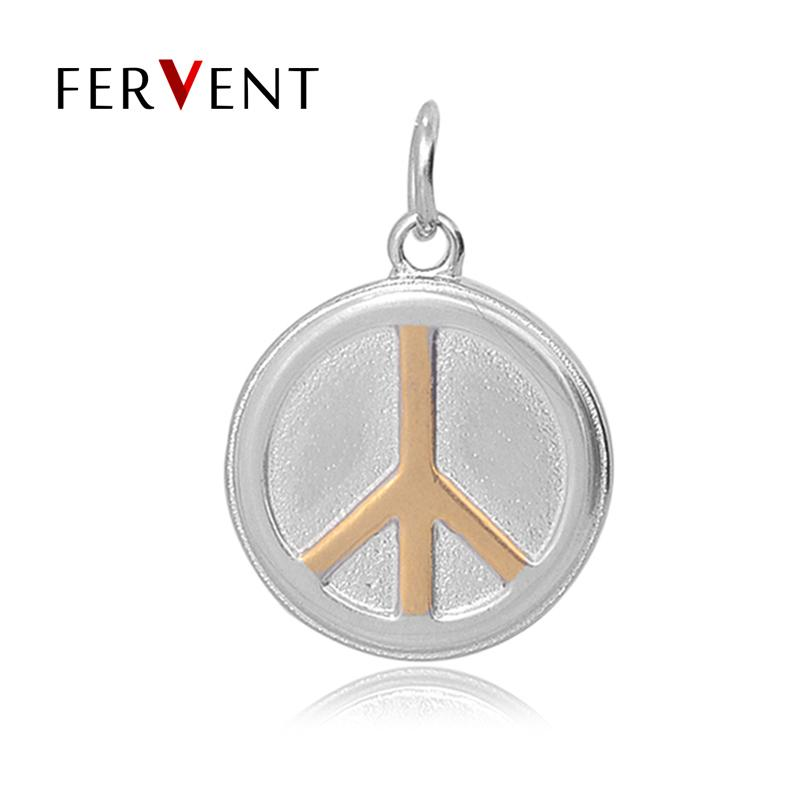 2018 fashion men round peace symbol pendant for necklaces jewelry 2018 fashion men round peace symbol pendant for necklaces jewelry titanium steel accessories women pendants jewelry making necklace from aliceer aloadofball Images