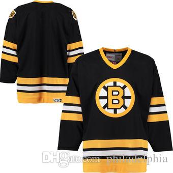 2019 2018 Nhl Hockey Jerseys Cheap Custom Women S Boston Bruins Fanatics  Branded Black Home Breakaway Custom Jersey Store Usa Sports Ice Jersey From  ... 4104b3302