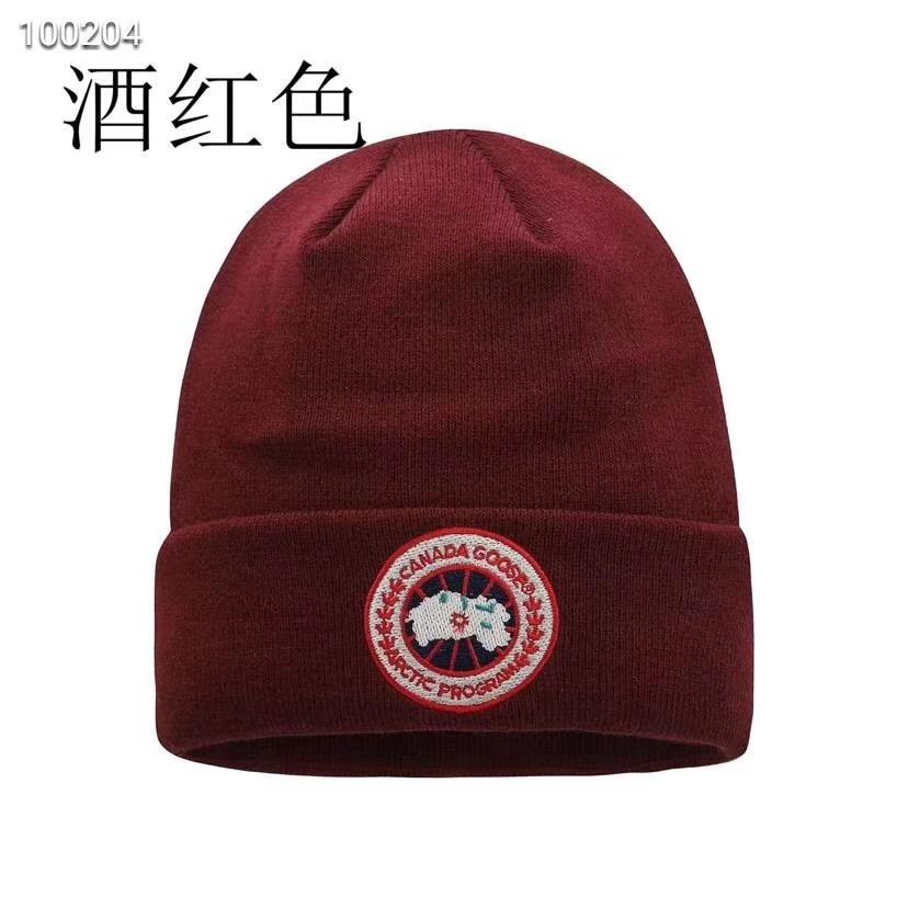 376a744c985 Hot Sale Top Quality Newest Fashion Brand CANADA Men Knitted Hat ...