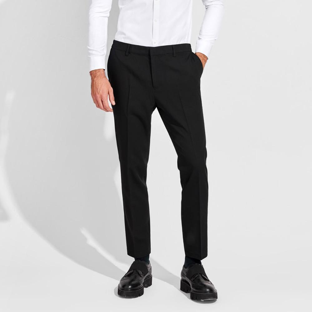 How to ankle wear length pants