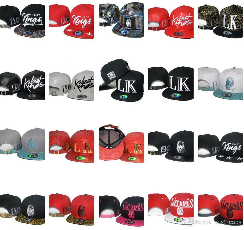 86dc33d2 Wholesale popular Last&Kings Snapbacks hats Hip Hop 5 panel caps men women  outdoor cap 10000+ styles hats free shipping