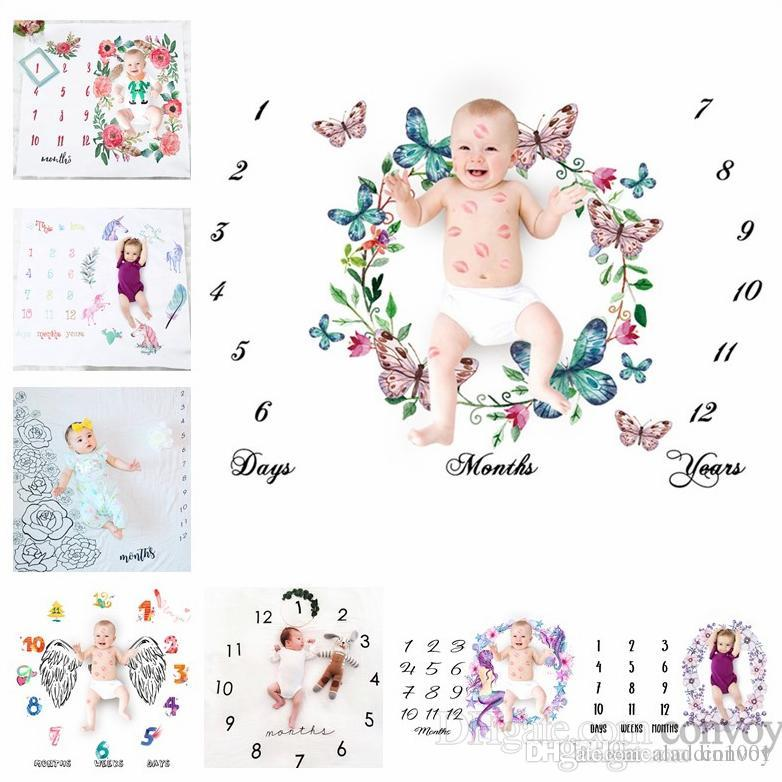 29 Types Newborn Baby Photography Background Props Baby Photo Fabric