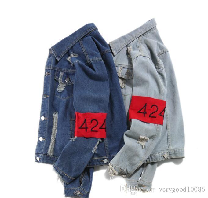 Pour Acheter Vieux Jean Vente Sale Hommes Veste 424 Lavé Chaude En 7qrYycOqHw